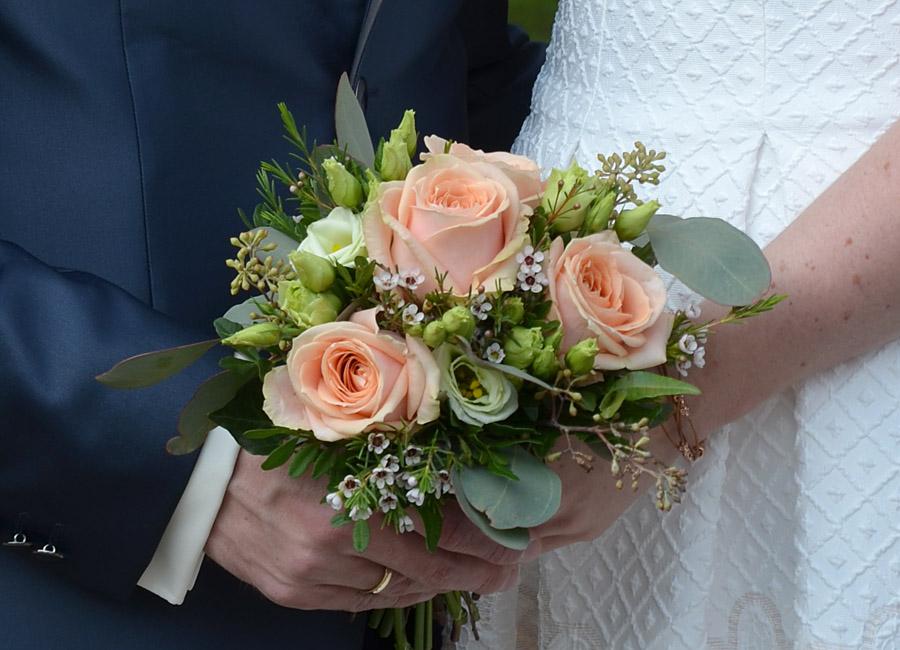 Brautstrausse Bei Einer Herbsthochzeit Himmelsblau Org