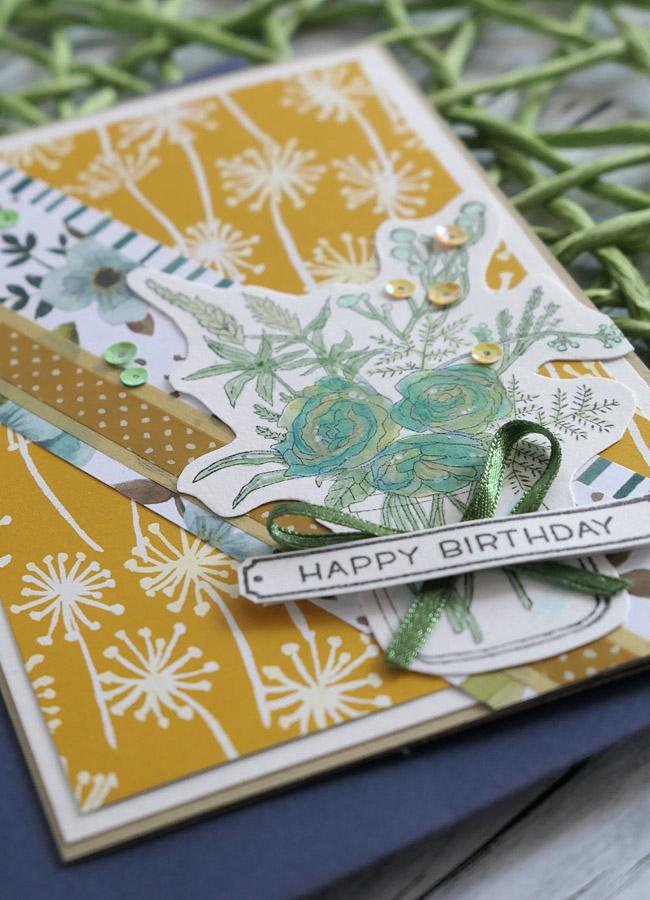 Grußkarte Perfekter Geburtstag