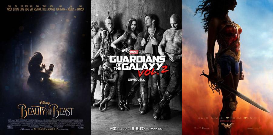 Kinofilme 2017