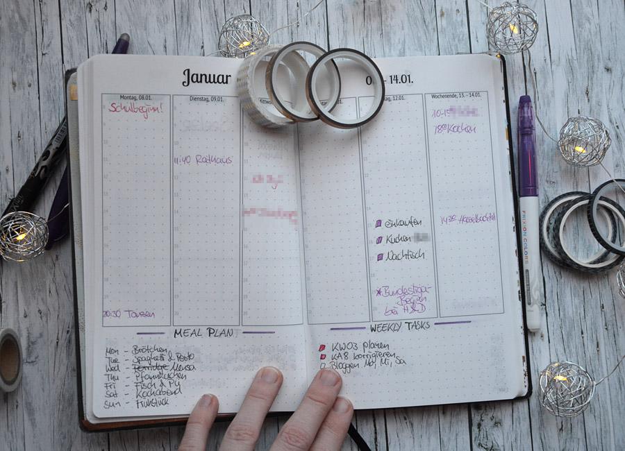 Kalender gestalten