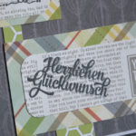 [Kreatives] Geburtstagskarte XVII