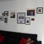 Wandcollage mit IKEA-Rahmen [+ Printable!]