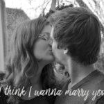 Wir sagen ja! ~ Unsere Verlobung