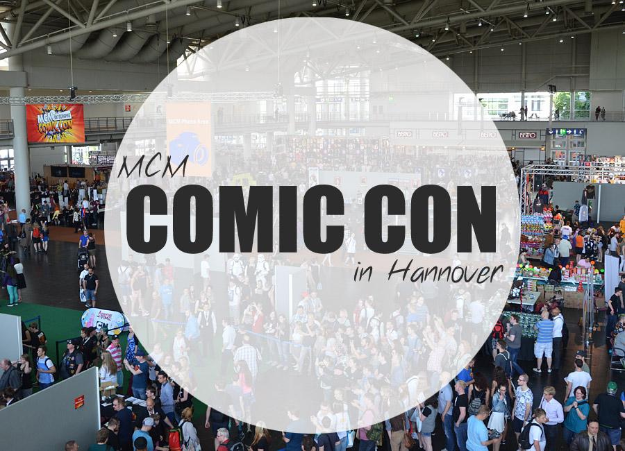 MCM Comic Con 2016