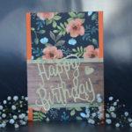 Geburtstagskarte XXIV