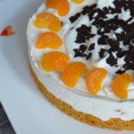 Mandarinentorte (ohne Backen!)