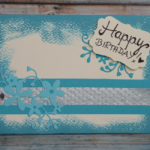 Geburtstagskarte XXIII