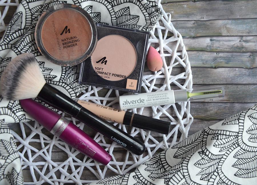 Make-Up Minimalismus