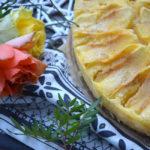 Apfelkuchen mit Schmandguss