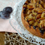 Pflaumenkuchen mit Zimt und Vanille
