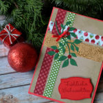 Weihnachtskarte III + Printables!