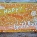 Geburtstagskarte XVI