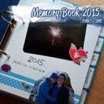 Memory Book 2015 ~ Januar & Februar