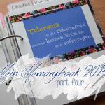 Mein Memorybook 2014 ~ Teil #04