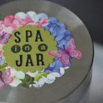 Spa in a Jar ~ die easypeasy Geschenkidee