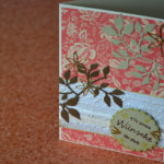 Geburtstagskarte XII