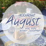 Meine Highlights im August 2016