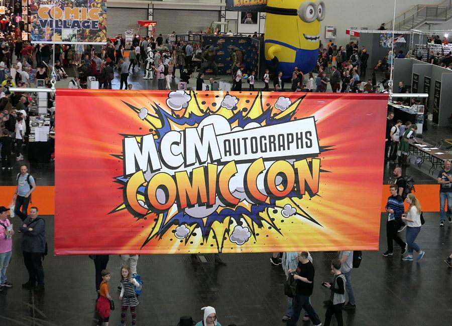 Hannover MCM Comic Con
