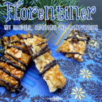[Weihnachtsbäckerei] Florentiner mit Cashewkernen