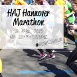 Runnover 2015 ~ HAJ Hannover Marathon