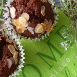 Joghurt-Muffins mit Schokolade