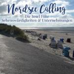 Nordsee Calling ~ Wyk auf Föhr