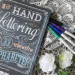 Review ~ Handlettering. Die 33 schönsten Alphabete