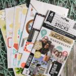8 Bögen Sticker diverser Marken (mambi, SU!, IKEA) - 4€