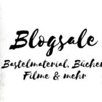 Blogsale ~ Crafting & Book Destash