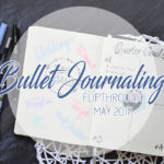 Bullet Journal Flipthrough May 2017 [VLOG]