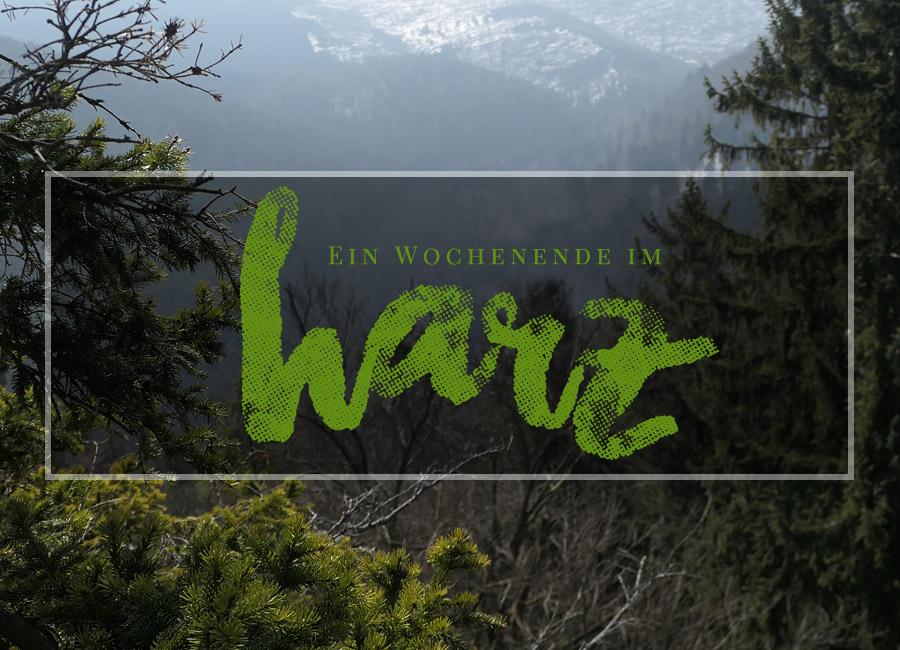 Kurzurlaub Harz