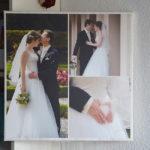 Ein Hochzeitsbild für unser Wohnzimmer