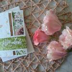"""Hochzeitskarte """"Alles Liebe"""""""