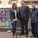 Interview mit Brandon Sanderson & Isaac Stewart