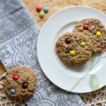 Kunterbunte American Cookies