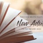 New Adult Neuerscheinungen im Frühjahr 2020