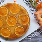 Karamellisierter Orangenkuchen