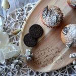 Vanillemuffins mit Oreos