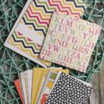 ~ 40 Journaling Cards aus dem Set Herbst und Winte