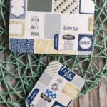 ~ 30 Journaling Cards aus dem Set Melodie (We R Memory Keepers) - 4€