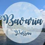 Bavaria calling ~ Ein Tag in Passau