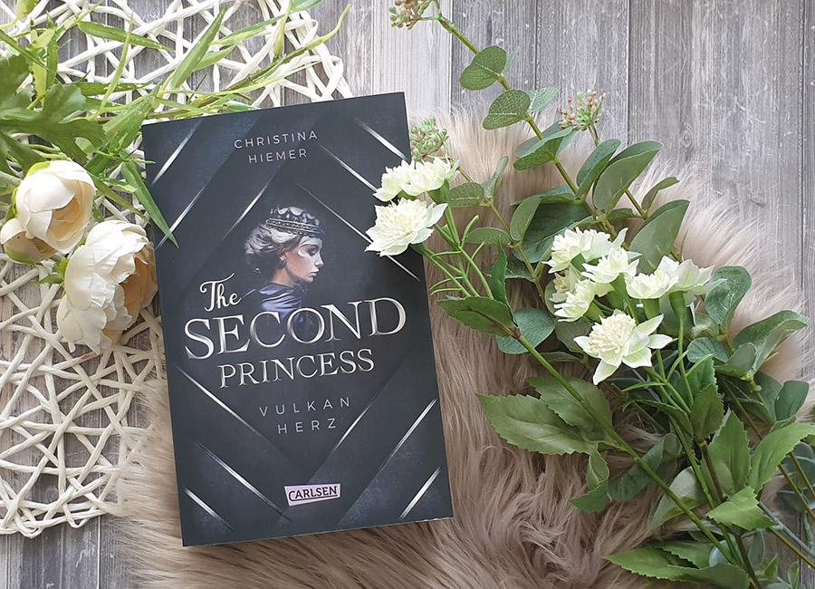 The Second Princess: Vulkanherz