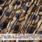 Karamell-Shortbread