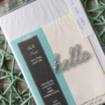 Thinlit hello von memory box - 5€