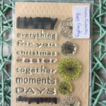 Stempelset Happy Everything (Marion Emberson) - 5€