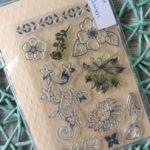 Stempelset Blumen - 3€