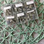 Großes Alphabetset mit Groß- und Kleinbuchstabn inkl. Box - 10€