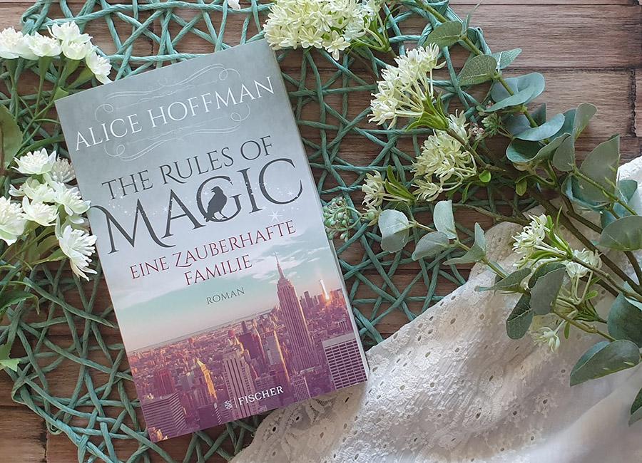 The Rules of Magic: eine zauberhafte Familie