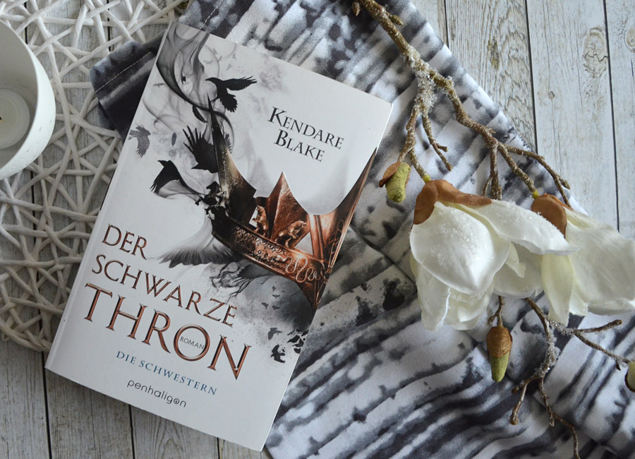 Der schwarze Thron