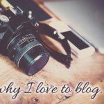 Von einer, die anfing, das Bloggen zu lernen.